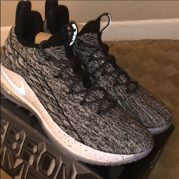 buy online f2fc0 f4669 MENS LEBRON 15 ASHES LOW
